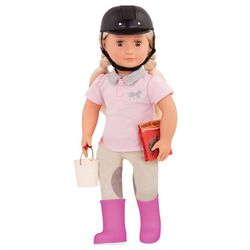 Our Generation Tamara deluxe riding doll Tamara - Our Generation