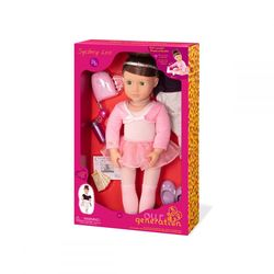 Our Generation Deluxe Sydney Lee Doll & Book Sydney - Our Generation