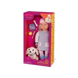 Our Generation Meagan Doll w. Golden Retriever Meagan - Our Generation