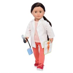 Our Generation Nicola Professional Doctor Doll Nicola - Our Generation