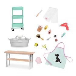 Our Generation Pet Grooming Set Pet grooming - Our Generation