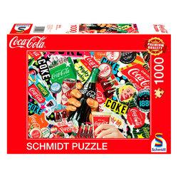 Schmidt puslespel 1000 Coca Cola, Is it! 1000 bitar - Schmidt