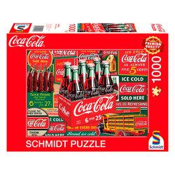 Schmidt puslespel 1000  Coca Cola classic 1000 bitar - Schmidt
