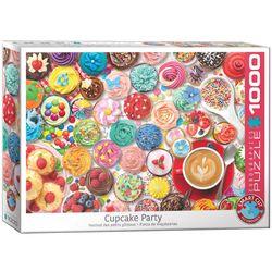 Eurographics puslespel 1000 Cupcake Party 1000 bitar - Eurographics