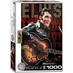 Eurographics puslespel 1000 Elvis Presley 1000 bitar - Eurographics