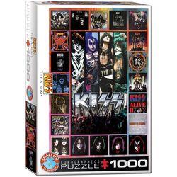 Eurographics puslespel 1000 KISS 1000 bitar - Eurographics