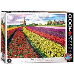 Eurographics puslespel 1000 Tulip fields Netherlands 1000 bitar - Eurographics