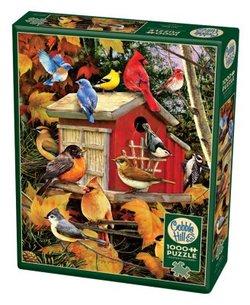 Cobble Hill puslespel 1000 Fall birds 1000 bitar - Cobble Hill