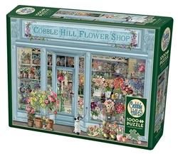 Cobble Hill puslespel 1000 Parisian Flowers 1000 bitar - Cobble Hill