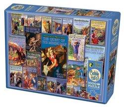 Cobble Hill puslespel 1000 vintage Nancy Drew 1000 bitar - Cobble Hill