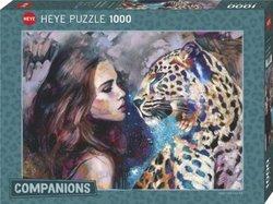 Heye puslespel 1000 Fantasy Companions Aligned Destiny  1000 bitar - Heye