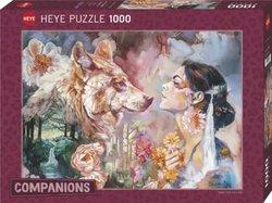 Heye puslespel 1000 Fantasy Companions Shared River  1000 bitar - Heye