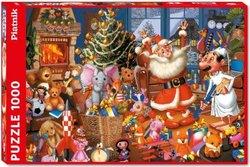 Piatnik puslespel 1000 Ruyer Christmas Surprise 1000 bitar - Piatnik