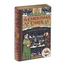 Professor puzzle 252 A Christmas Carol dobbeltsidig - Bok 252 biter - Professor puzzle