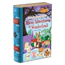 Professor puzzle 252 Alice in Wonderland dobbeltsidig -Bok. 252 bitar - Professor puzzle