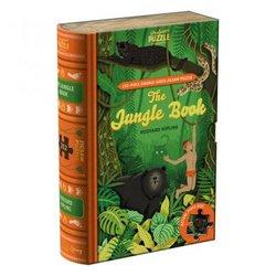 Professor puzzle 252 The Jungle Book dobbeltsidig Bok. 252 bitar - Professor puzzle