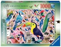 Ravensburger puslespel 1000 Amazing Birds 1000 bitar - Ravensburger