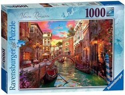 Ravensburger puslespel 1000 Venedig 1000 bitar - Ravensburger