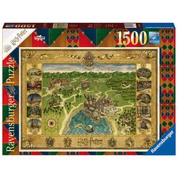 Ravensburger puslespel 1500 Galwort Kart 1500 - Ravensburger