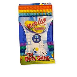 Plop up fidgetgame Rainbow - Fidget Toys
