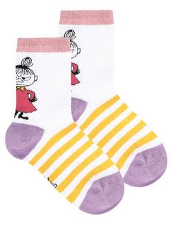 Mummi LittleMy Socks 2pk Rose Rose - Mummi