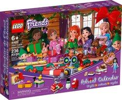 Lego 41420 Friends Adventskalender 2020 Friends - Adventskalender