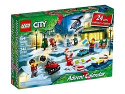 Lego 60268 City Adventskalender 2020 City - Adventskalender