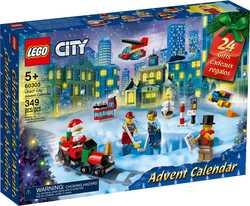 Lego 60303 City Adventskalender 2021 City - Adventskalender