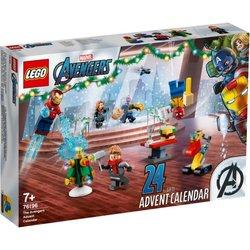 Lego 76196 Avengers Adventskalender 2021 Avengers - Adventskalender