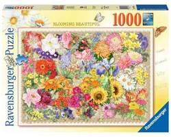 Ravensburger puslespel 1000 Vakre blomster 1000 bitar - Ravensburger