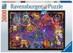 Ravensburger puslespel 3000 Zodiac 3000 bitar - Ravensburger