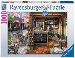 Ravensburger puslespel 1000 Hjørnecafe 1000 bitar - Ravensburger
