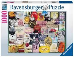 Ravensburger puslespel 1000 Vinetikett 1000 prisar - Ravensburger