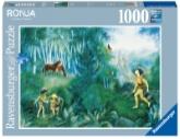 Ravensburger puslespel 1000 Ronja Røverdatter 1000 bitar - Ravensburger