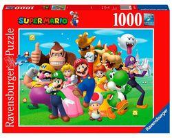 Ravensburger puslespel 1000 Super Mario 1000 bitar - Ravensburger