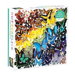 Galison puslespel 500 Butterflies 500 bitar - Galison