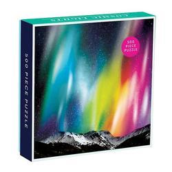 Galison puslespel 500 Cosmic Lights 500 bitar - Galison