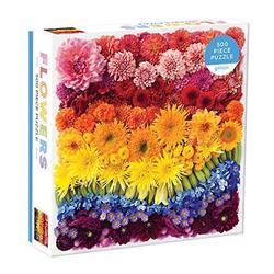 Galison puslespel 500 Flowers 500 bitar - Galison