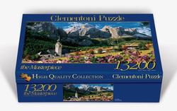 Clementoni puslespel 13200 Dolomites 13200 bitar - Clementoni