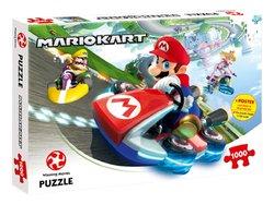Nintendo puslespel 1000 Mario Kart 1000 bitar - Nintendo