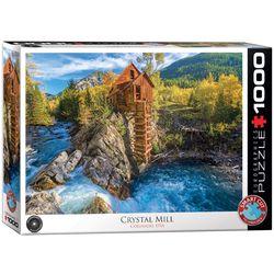 Eurographics puslespel 1000 bitar Crystal Mill 1000 bitar - Eurographics