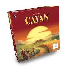 Catan Grunnspel (NO) brettspel - Brettspel