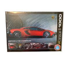 Eurographics puslespel 1000 Lamborghini Aventador 1000 bitar - Eurographics
