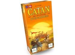 Catan Utvidelse for 5-6 spelarar, for Byer og Riddere brettspel - Brettspel