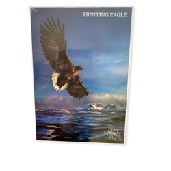 Nordic Quality puzzle puslespel 1000 Hunting Eagle 1000 bitar - Nordic quality puzzle