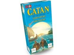 Catan Utvidelse for 5-6 spelarar, for Sjøfarere brettspel - Brettspel