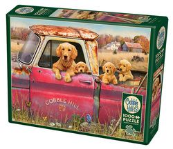 Cobble Hill puslespel 1000 Cobble Hill Farm  1000 bitar - Cobble Hill