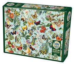 Cobble Hill puslespel 1000 Fruit and Flutterbies 1000 bitar - Cobble Hill