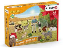 Schleich Wild Life adventskalender schleich - Adventskalender
