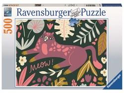 Ravensburger puslespel 500 AT Trendy 500 bitar - Ravensburger